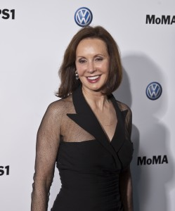 Marie-Josee Kravis is President of MoMA and wife of Henry Kravis.