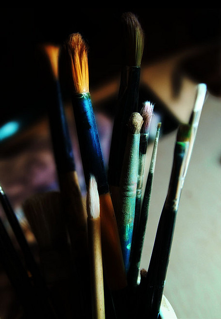 Art Supplies boost creativity