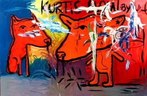 Bjarne Melgaard will be featured at the White Columns