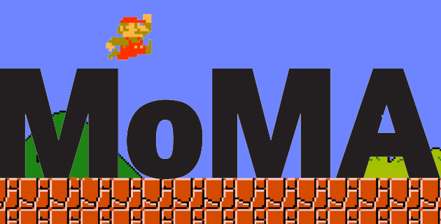 MoMA adds video games to its collection