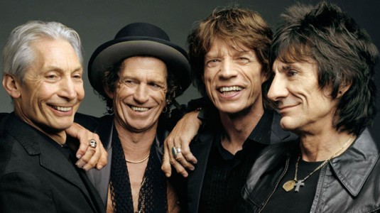 The Rolling Stones went on their 50th Anniversary tour this year
