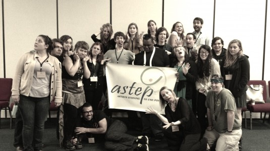 ASTEP with KCACTF