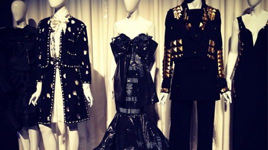 Punk: Chaos to Couture Press Preview by Lauren Santo Domingo