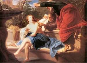 Susanna and the Elders by Pompeo Girolamo Batoni was the second biggest seller for over $11 million.