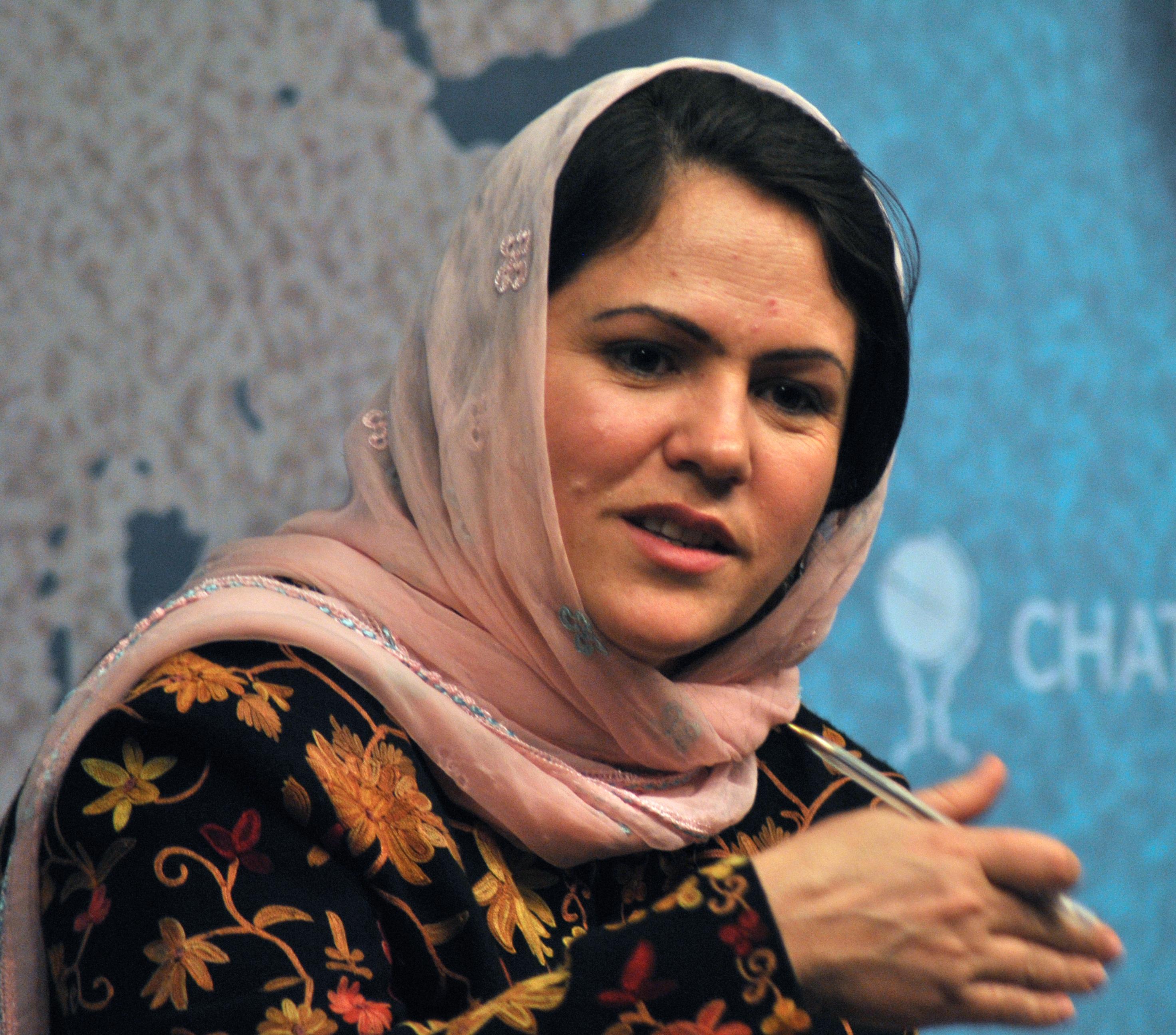 Fawzia Koofi: A Voice for Afghan Women