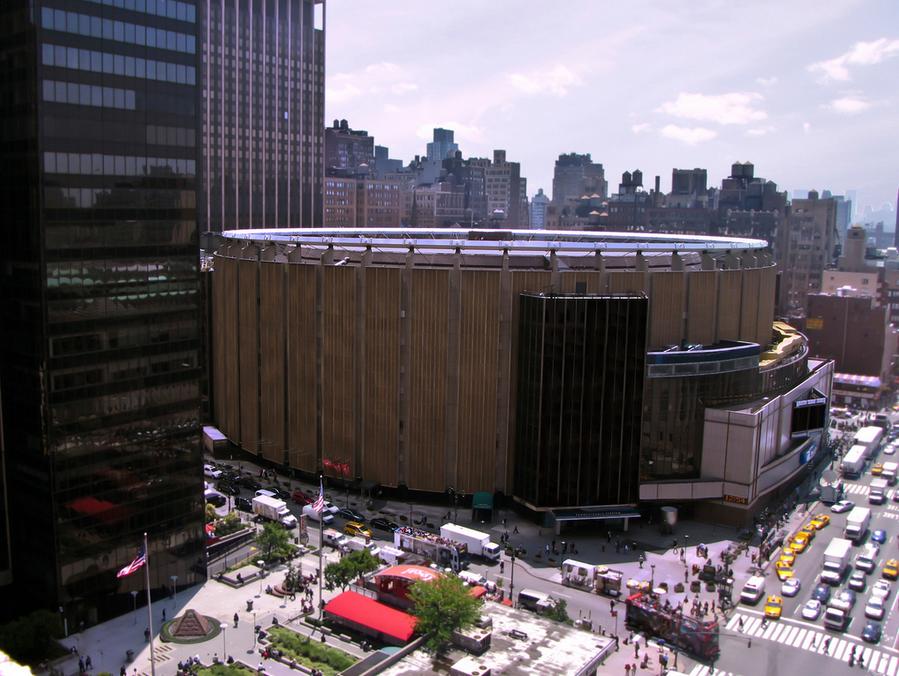 Attractive Madison Square Garden