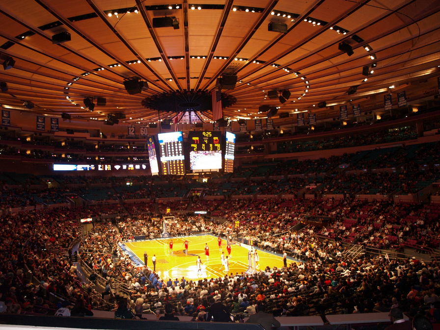 Campaign to Relocate Madison Square Garden Begins