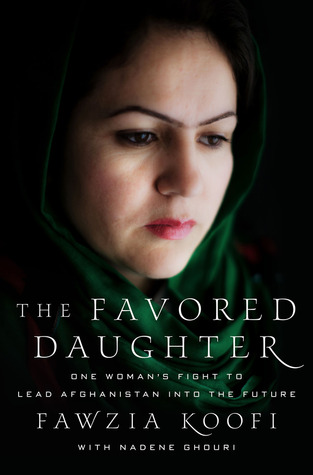 Fawzia Koofi is the author of The Favored Daughter. She is Afghanistan's first female parliamentary speaker and hopes to be its first female president.