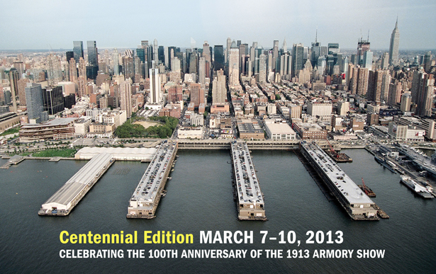This year was the 100th Anniversary of the NYC Armory Show