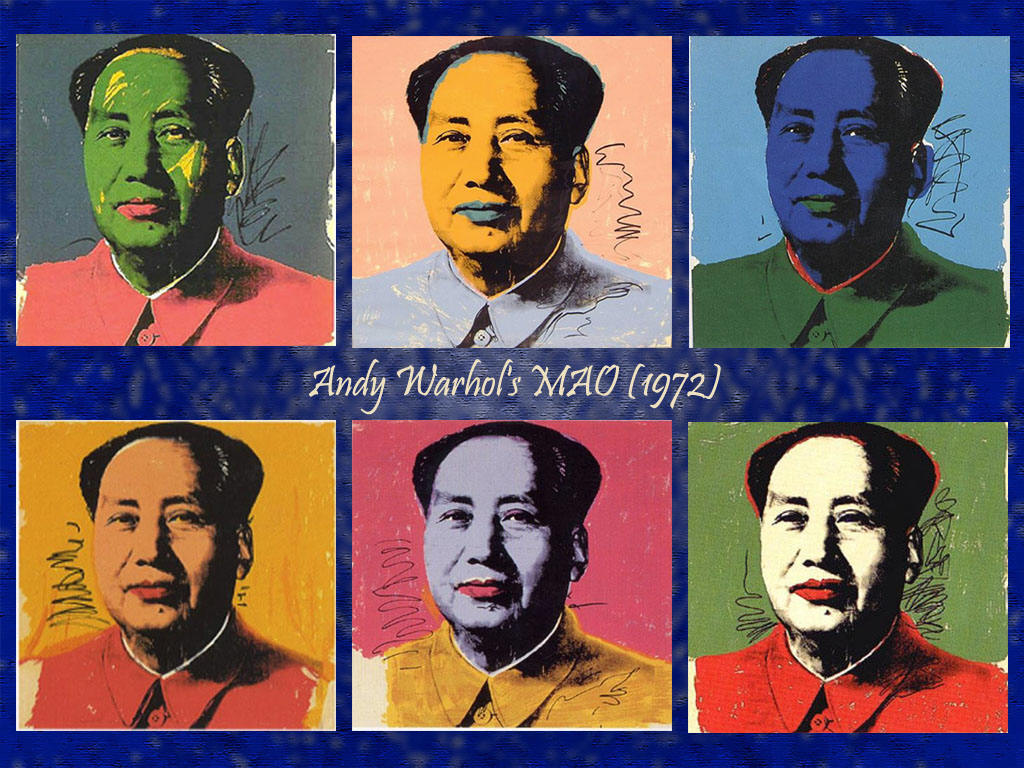 Mao Paintings Banned From China Warhol Exhibition