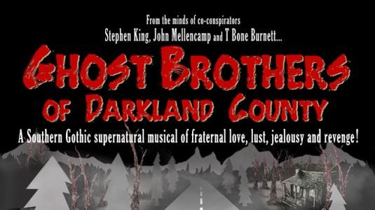 Ghost Brothers of Darkland Country