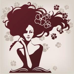 poetic woman