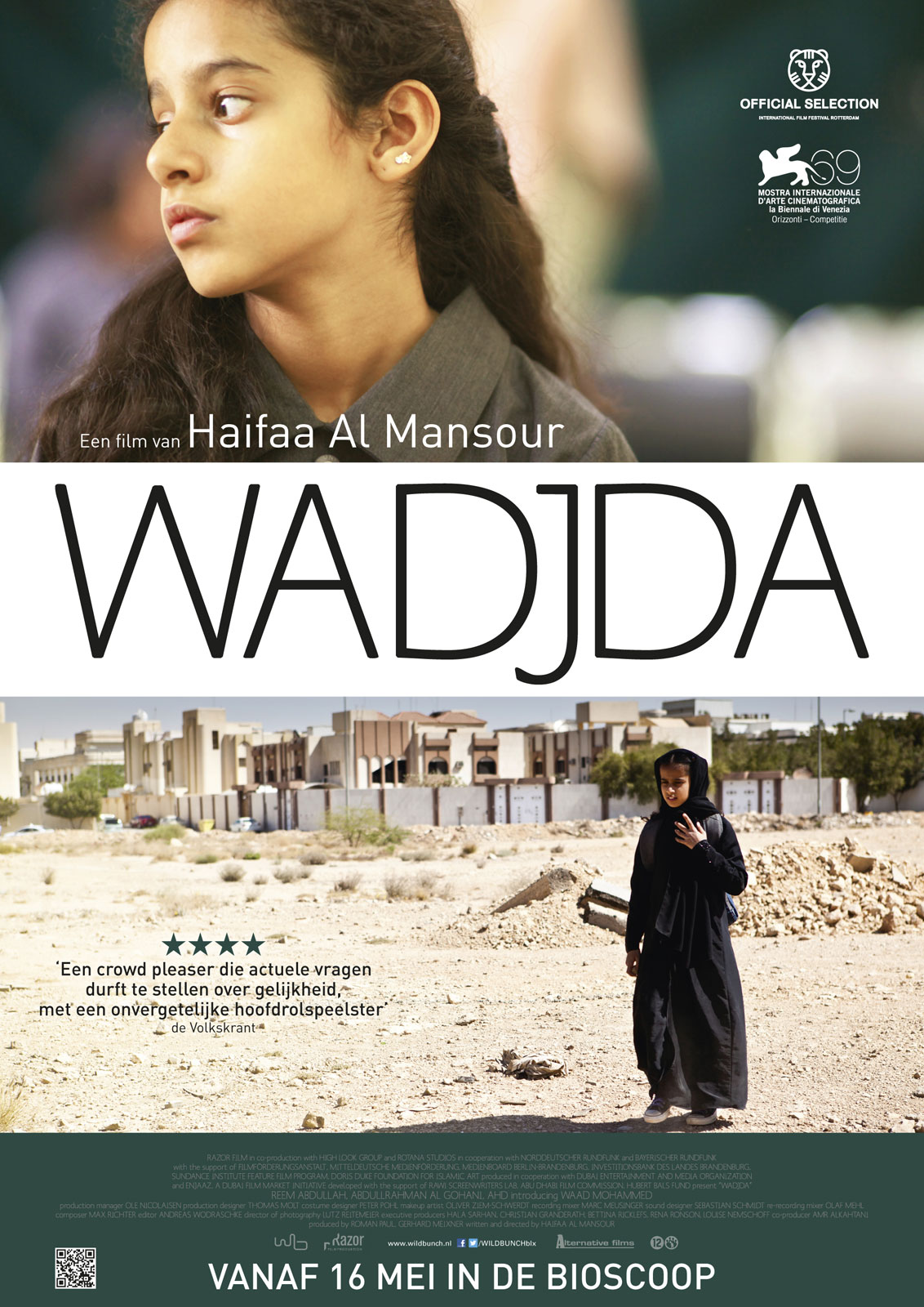 Wadjda: The Film You've got to See, By The Director Who's Making History