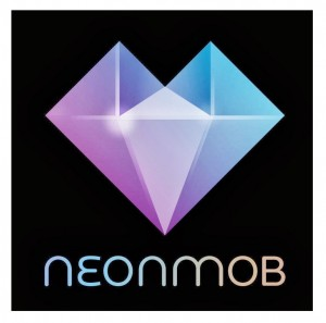 Mike Duca Neonmob and Futuristic Art Collecting #1: NeonMob 300x297