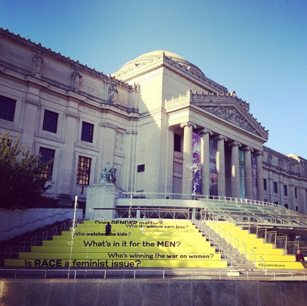 Creative Time Ignites Conversations Through Public Art
