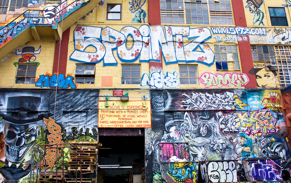 5Pointz Artists to Feature Work In Upcoming Gallery Show