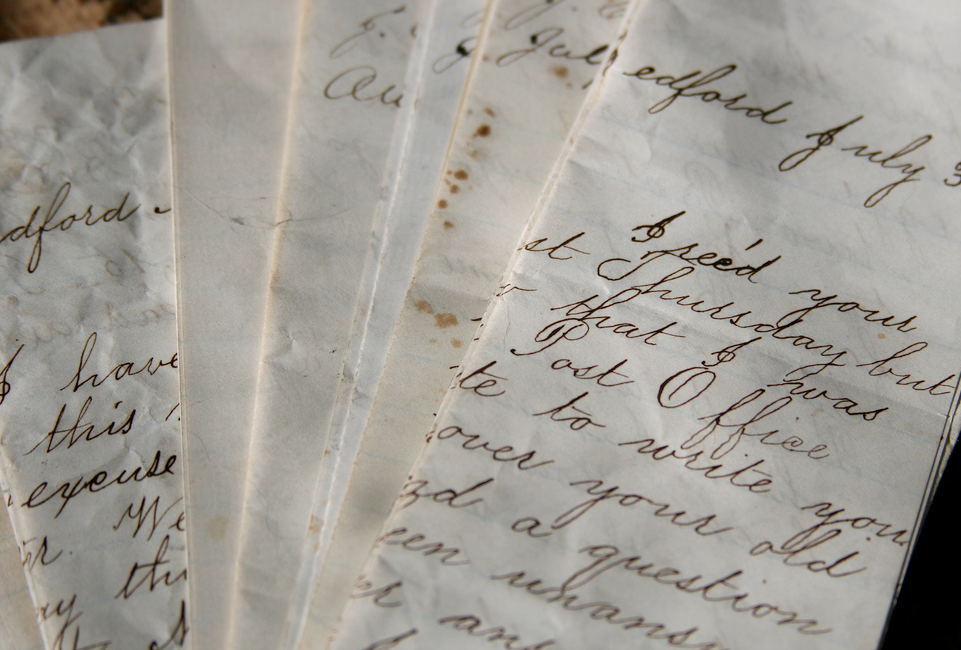 The Slow Death of The Handwritten Word