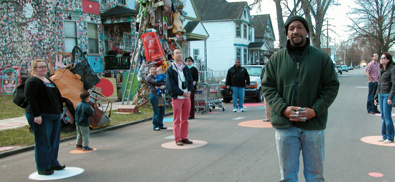 Tyree Guyton, creator of the Heidelberg Project