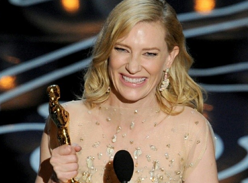 Cate Blanchett: 'The World is Round, People'
