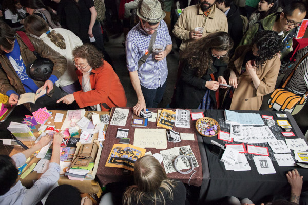 Brooklyn Zine Fest is Back and Bigger Than Ever