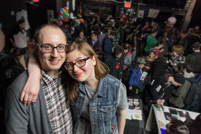 Brooklyn Zine Fest organizers