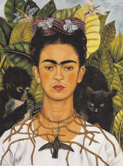 Frida Kahlo cultural icon