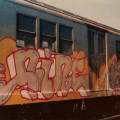 Stations of the Elevated graffiti NYC