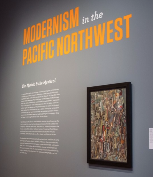 Now On View: Mystics at the Seattle Art Museum