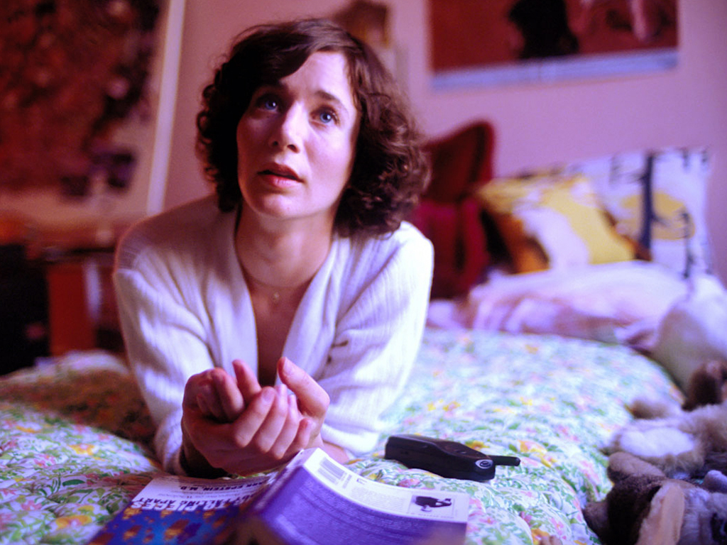 BAM Hosts Talk with Miranda July, Lena Dunham