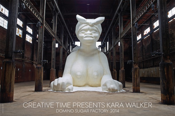 kara walker a subtlety in Brooklyn