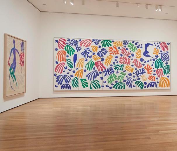Henri Matisse at MoMA