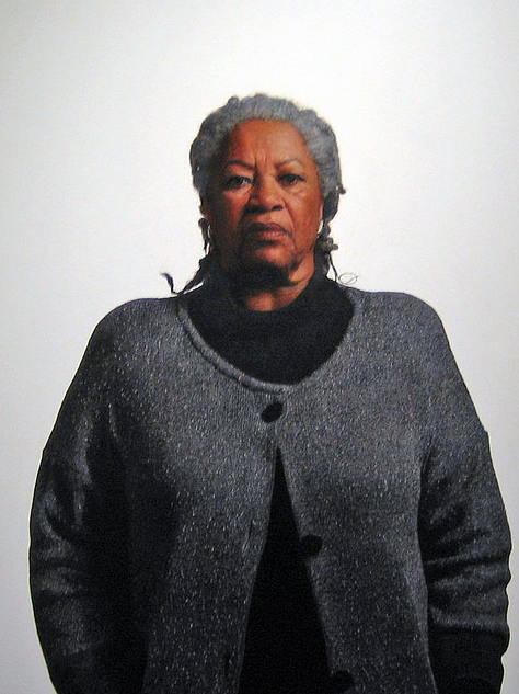 Toni Morrison wake up quote