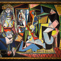 A picture of Picasso's work.
