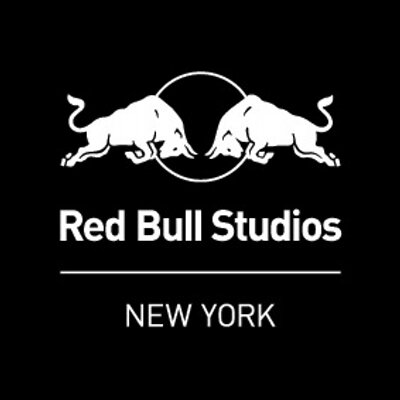 The Red Bull Studios logo.