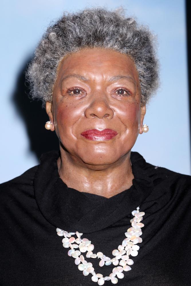 Maya Angelou's Art