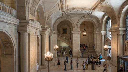 NY library