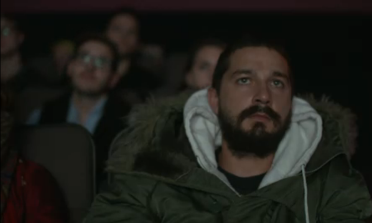 Shia LaBeouf Watches All of His Movies, Consecutively