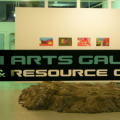 A photo of the Rush Arts Gallery.