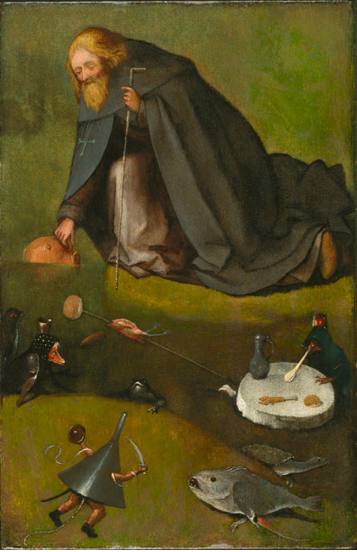 """New"" Hieronymus Bosch Painting Discovered"