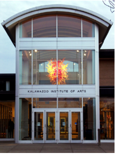 The Kalamazoo Institute of Art.