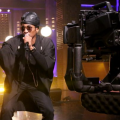Q-Tip performing.