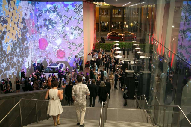 SFMOMA's Artsy Ball Brings Festive Air to New Museum