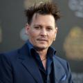 Johnny Depp at an event.