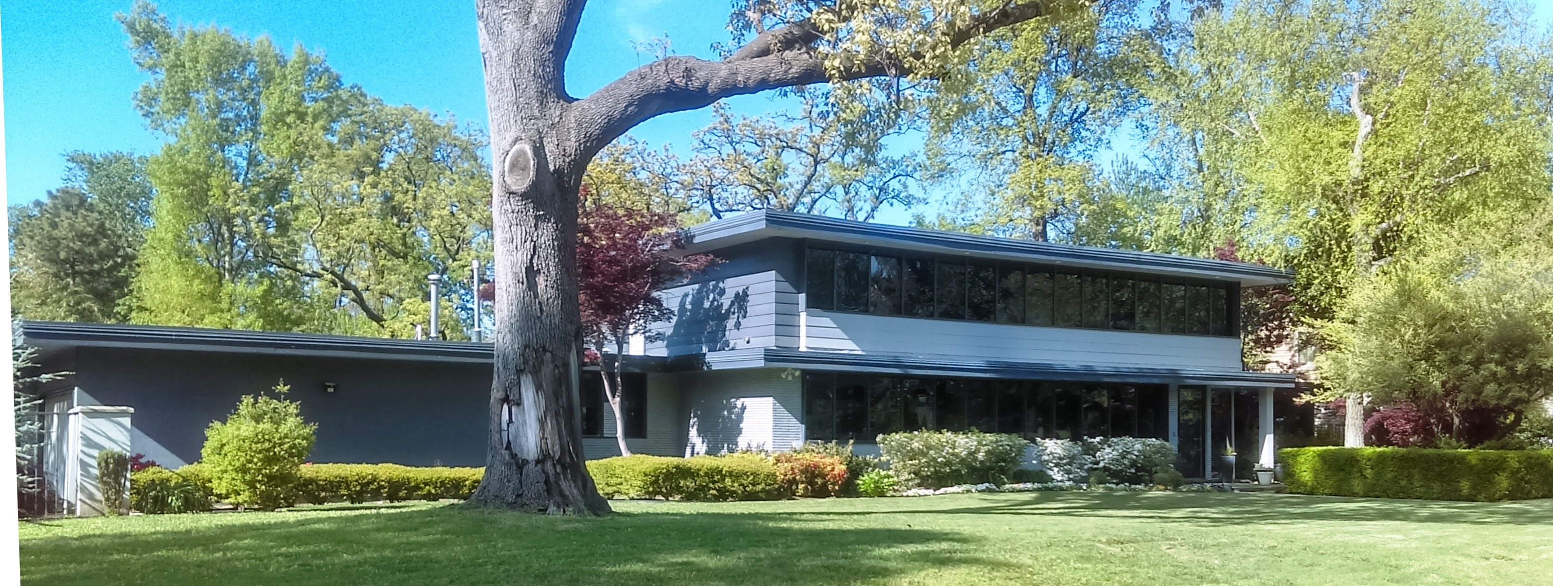 Bauhaus-Inspired Home Featured by Tulsa Foundation for Architecture