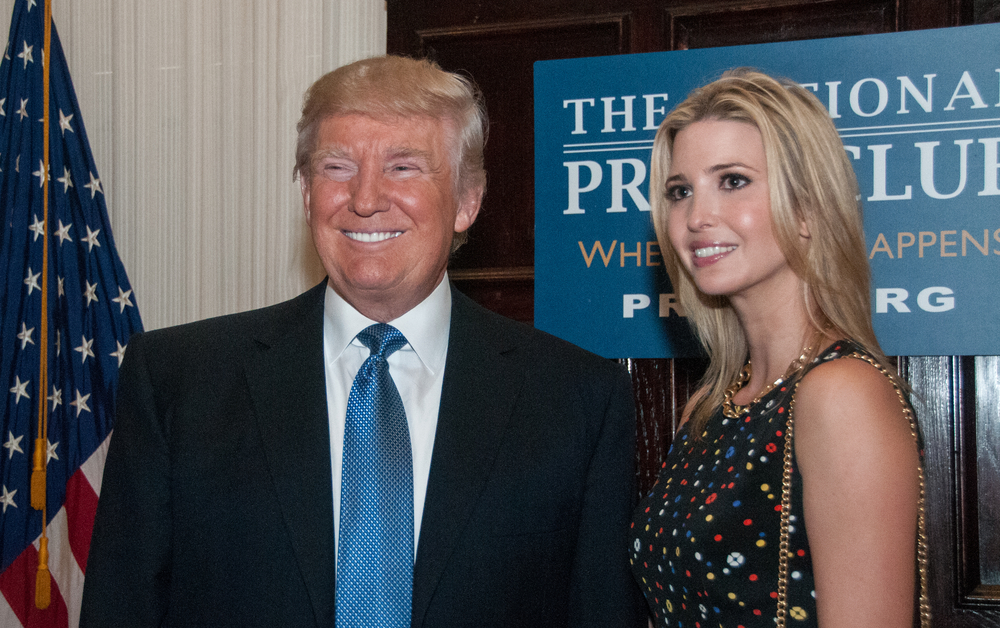 Dear Ivanka: Artists Appealing to Trump's Daughter