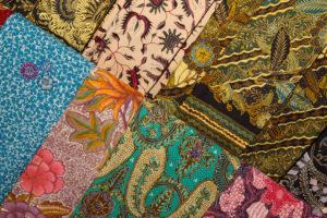 Indonesian fabrics