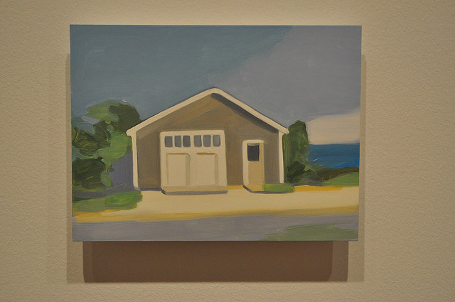 Maureen Gallace Exhibit Receives Rave Reviews