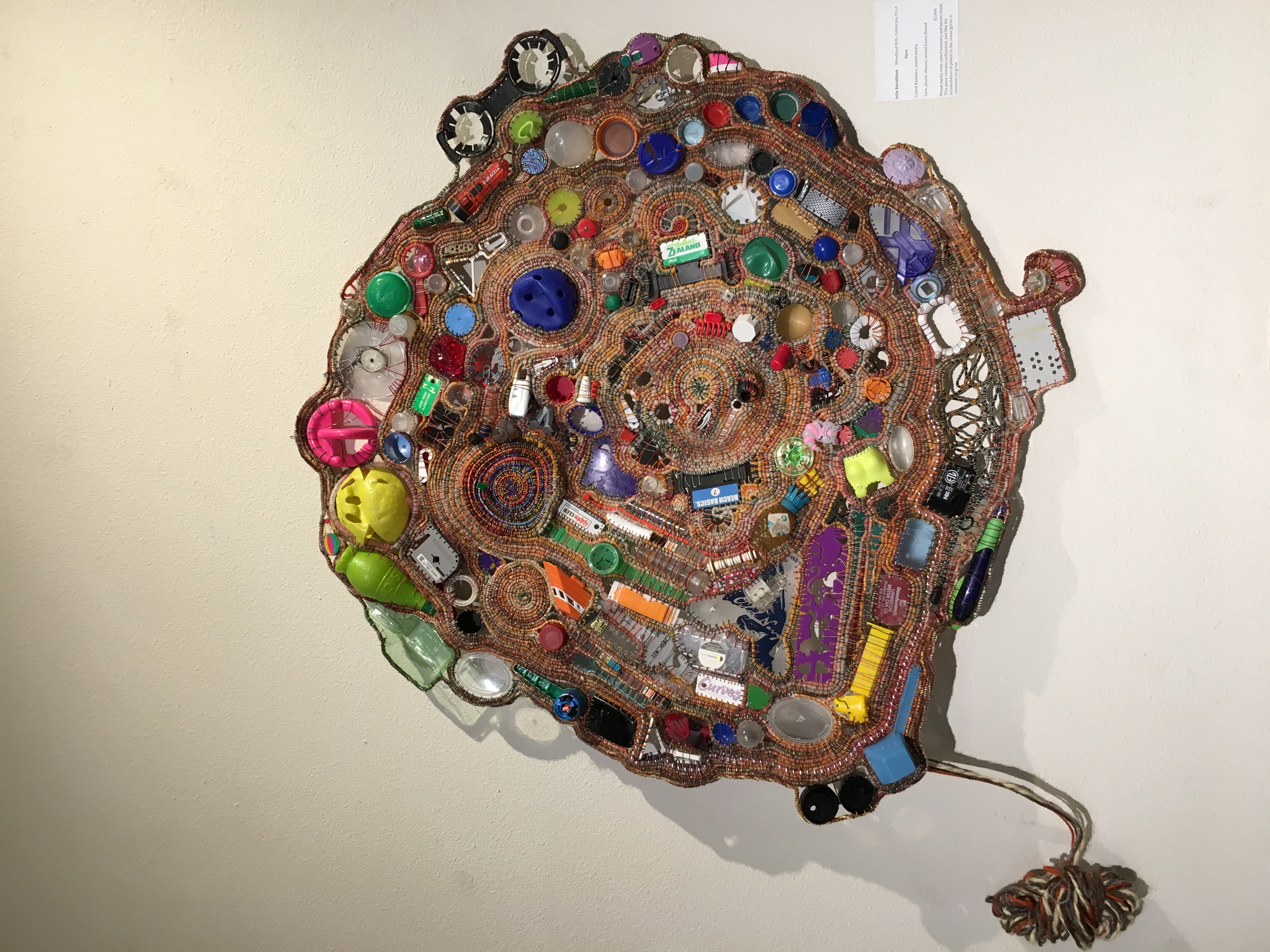 Making Art With Recycled Materials
