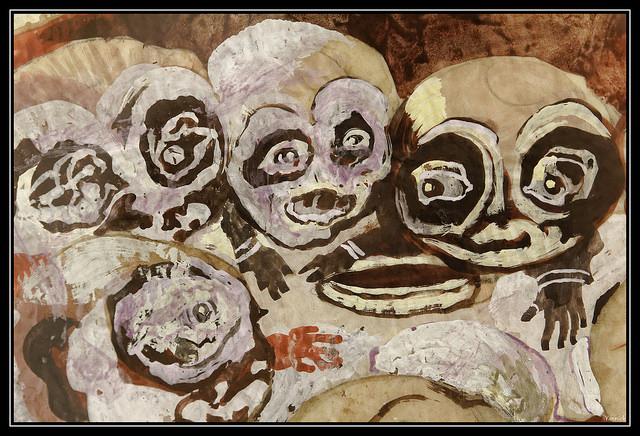 Eugène Gabritschevsky: The Scientist Turned Mad Artist