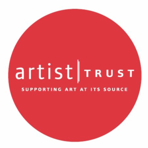 The Artist Trust's logo.